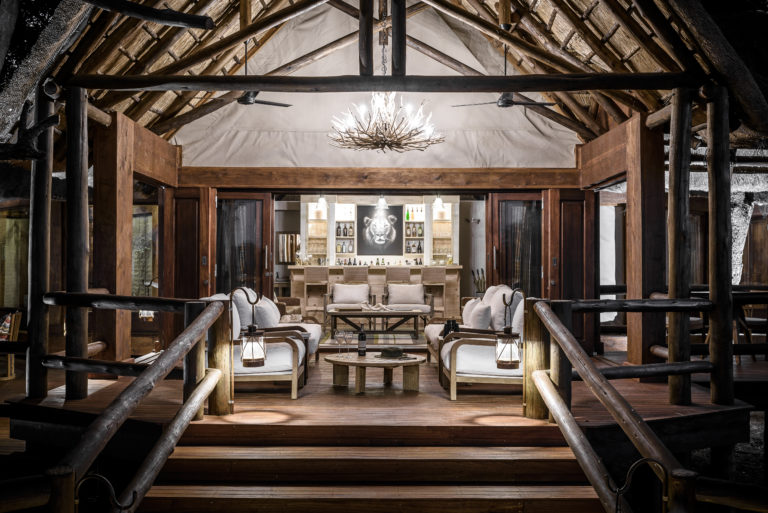 The Geoffrey Kent Luxury Suite at Sanctuary Chief's camp