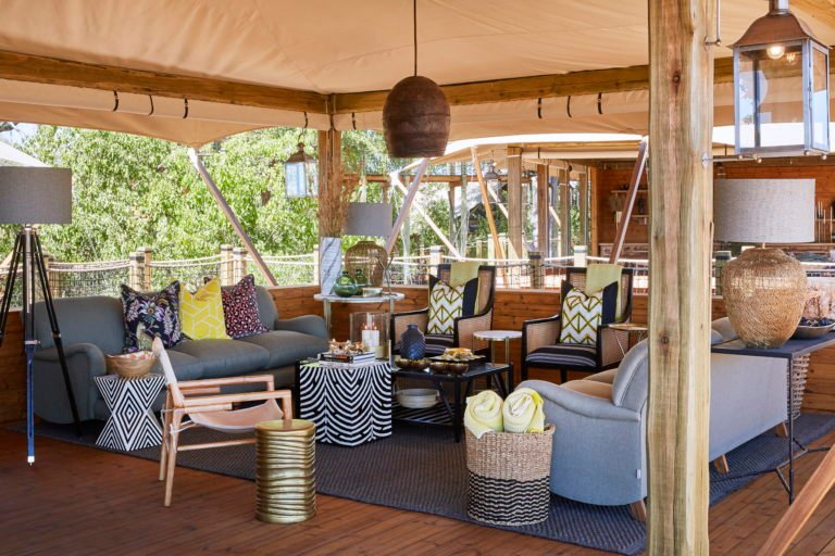 Tuludi Camp exudes a welcoming atmosphere to its guests