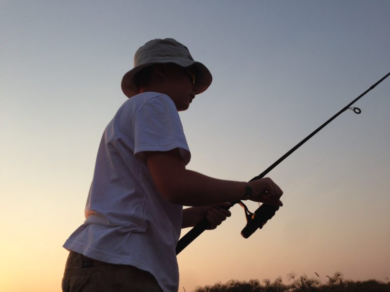 A fishing expedition at Setari Camp makes for an exciting adventure