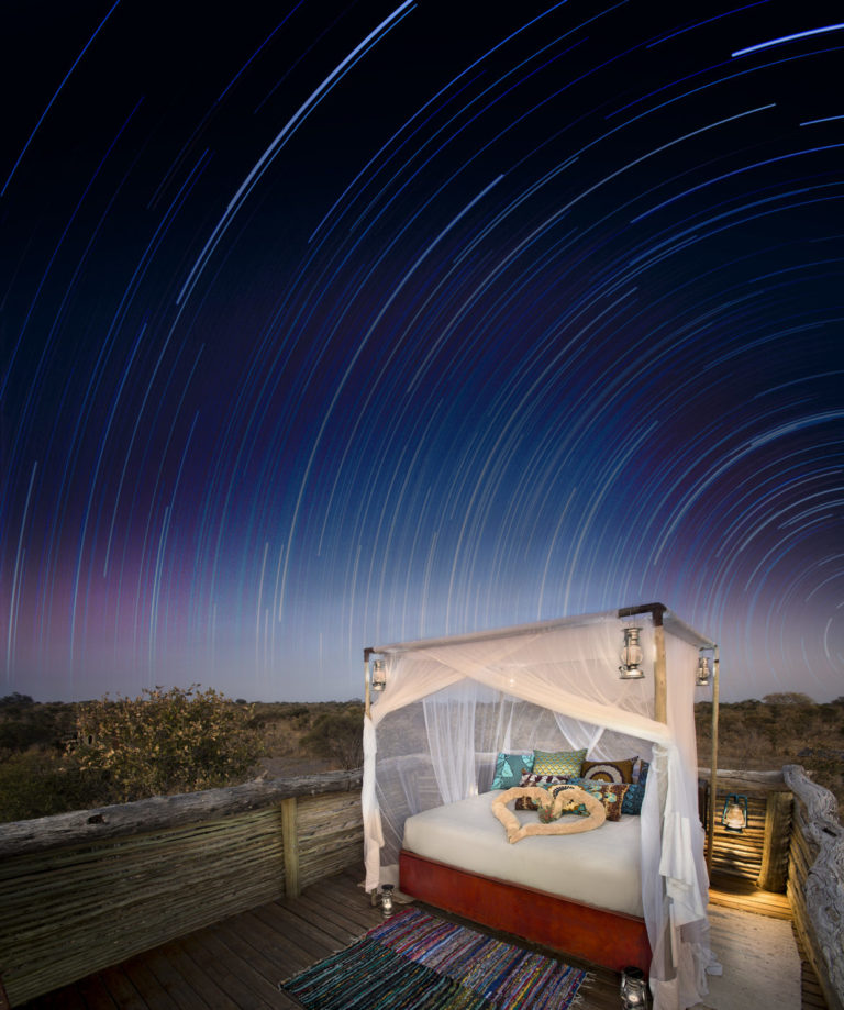 An incredible night under the stars at Skybeds