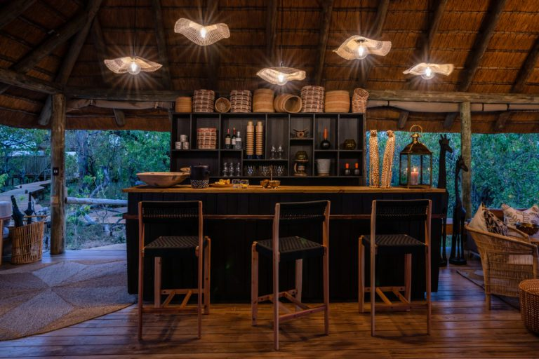 The Bar at Little Sable Camp