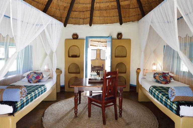 Planet Baobab - Baobab Hut interior