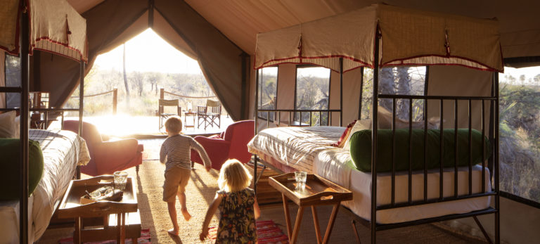 Kids of all ages are welcomed to Camp Kalahari