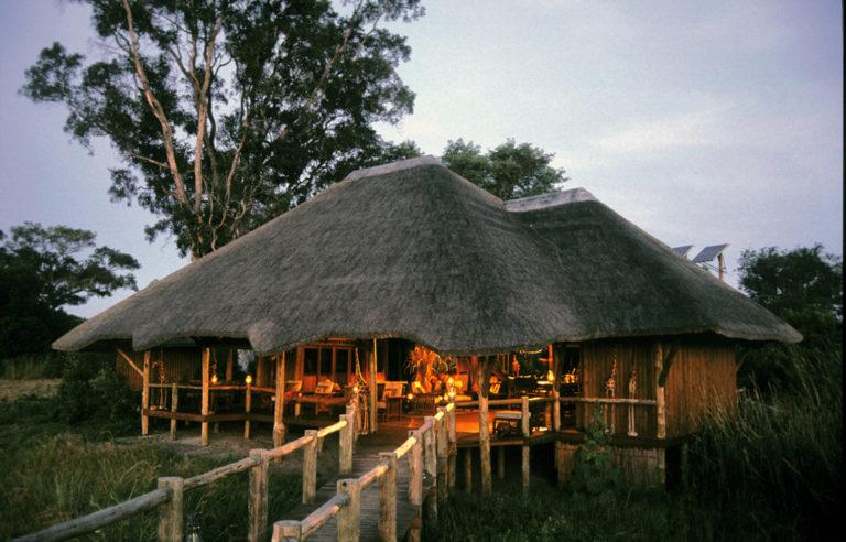 Kwando Lebala bridge to lounge