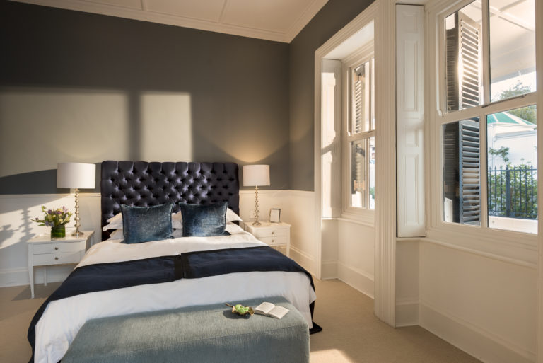 The classic room at the Cape Cadogan