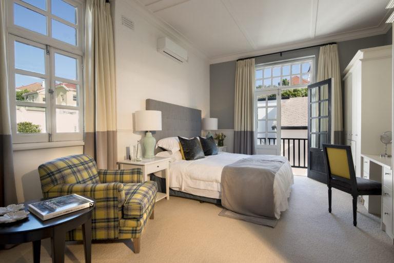 The Classic bedroom at Cape Cadogan