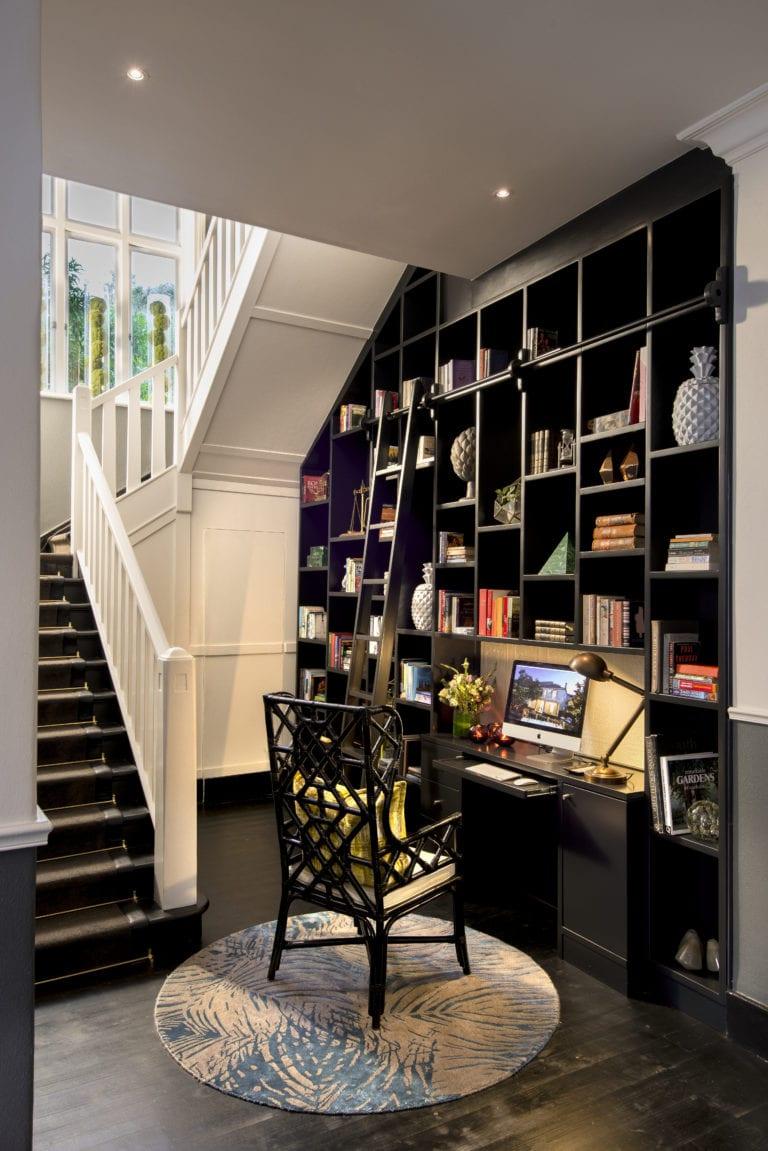 Cape Cadogan library visual