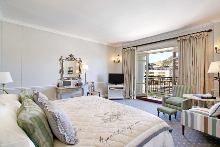 The Luxury Room at the Cape Grace