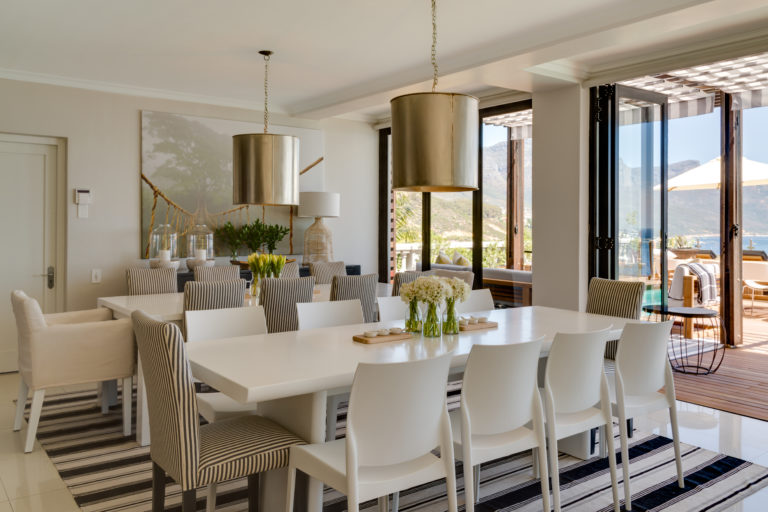 Dining perfection at the Cape Town Clifton