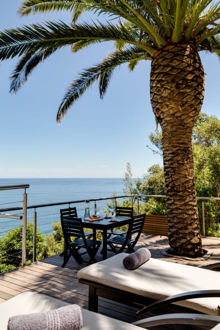 Cape View Clifton Jacuzzi Lounge