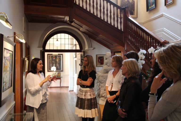 Ellerman House offers art tours on rich collection of South African art