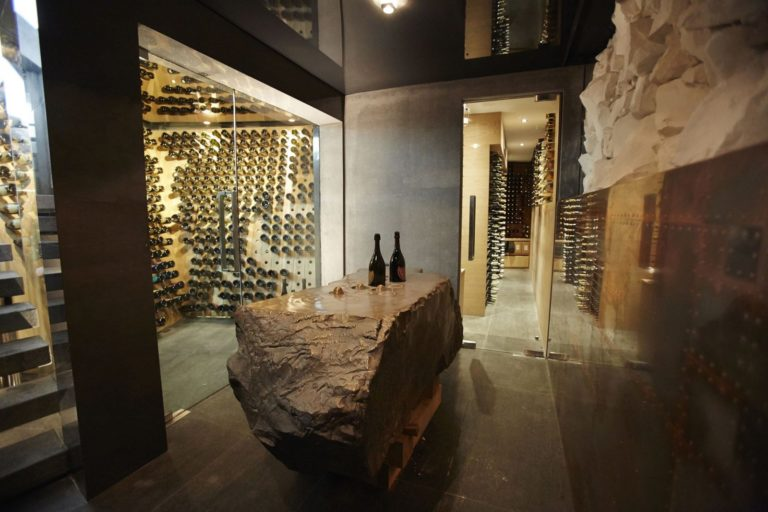 Ellerman House's wine cellar is one of South Africa's finest