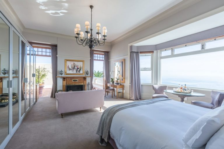 Ellerman House exquisite room with a view