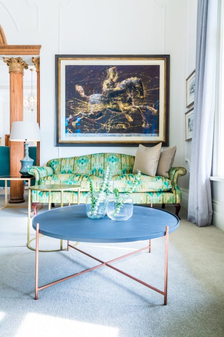Every corner of Ellerman House has stylish and thoughtful features