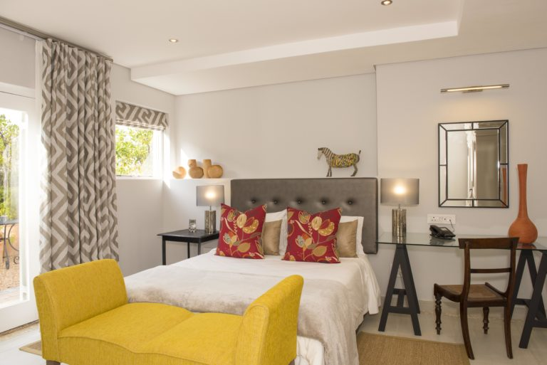 Four Rosmead contemporary room layout luxury room