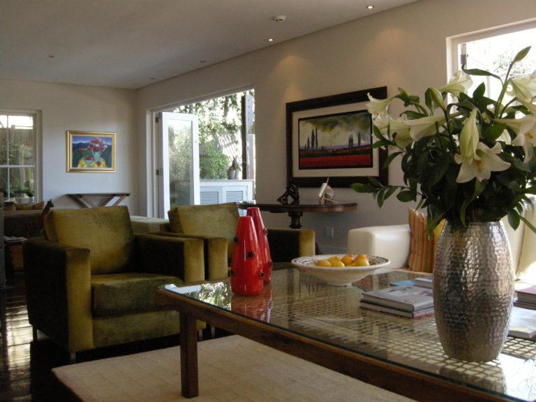 Four Rosmead interior decor