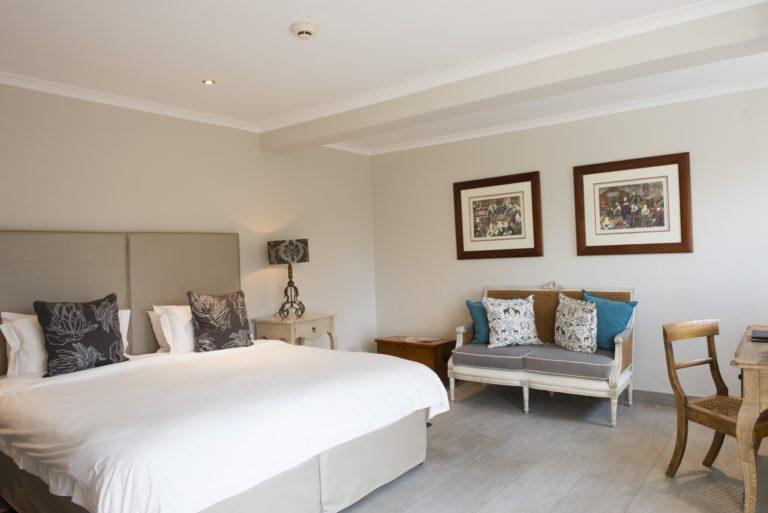 Four Rosmead suite view