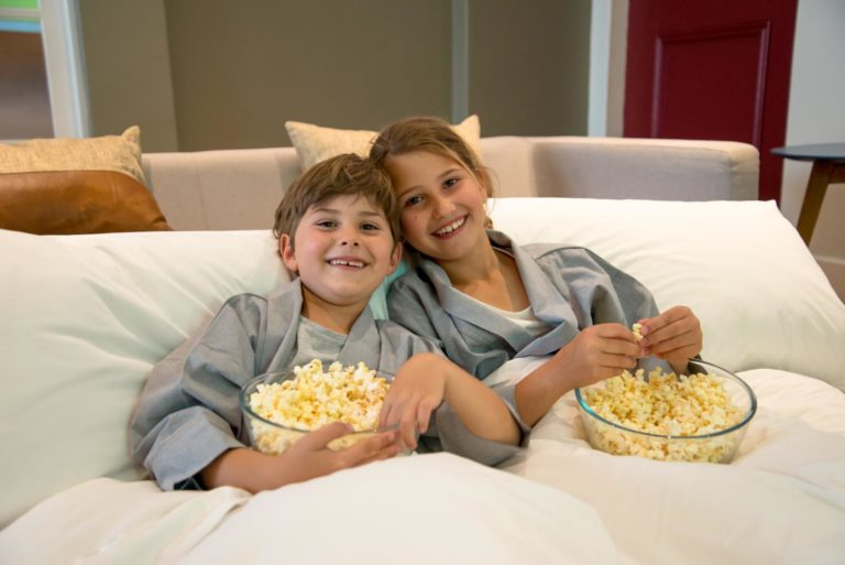 More Quarters hotel openly welcomes children