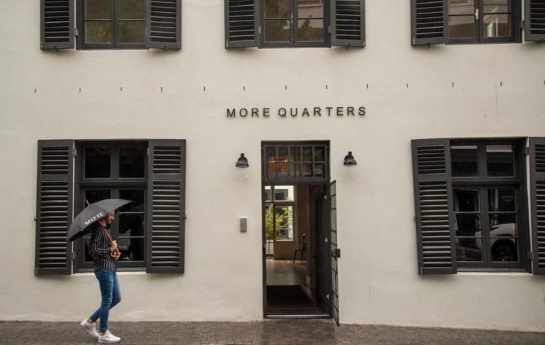 More Quarters window shutters exterior