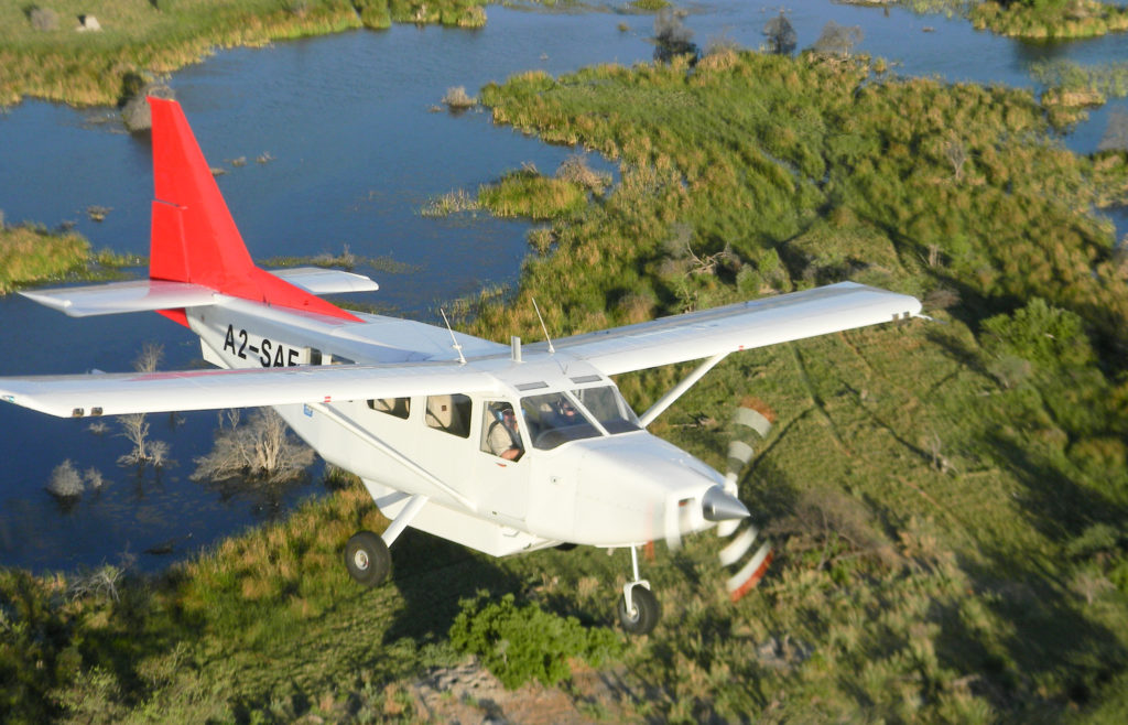 International travel restrictions have been lifted to allow tourists back to the Okavango Delta