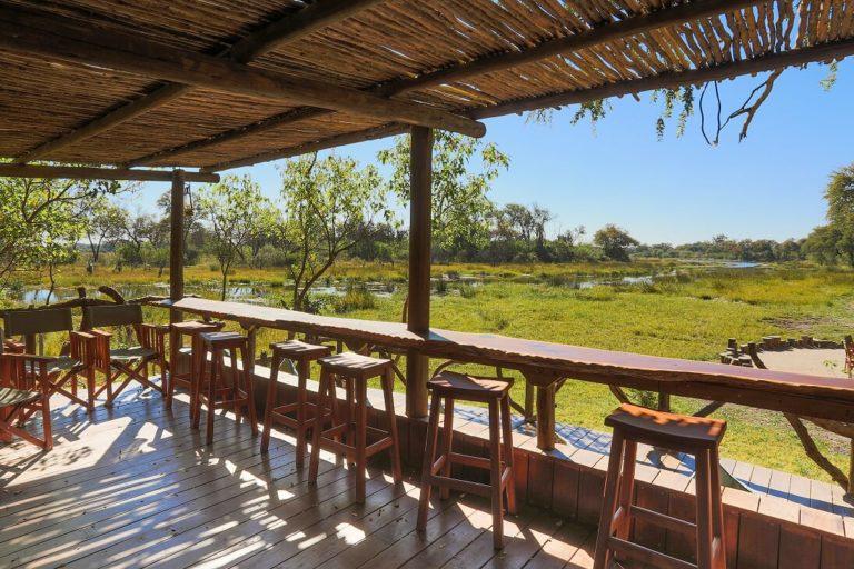 Saguni Safari Lodge Sable Riverfront views