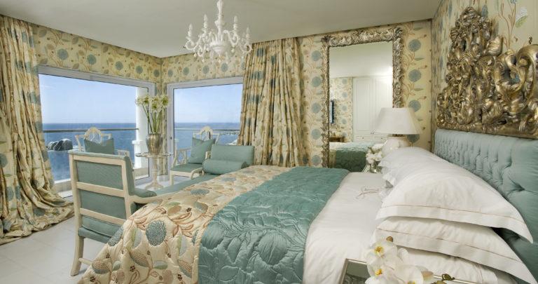 The elegant Presidential suite at the Twelve Apostles Hotel