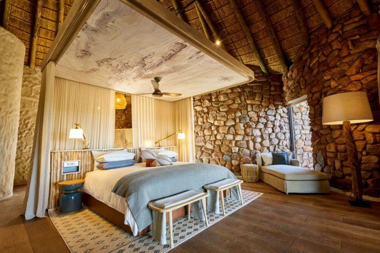 The exquisite Motse suites interior decor