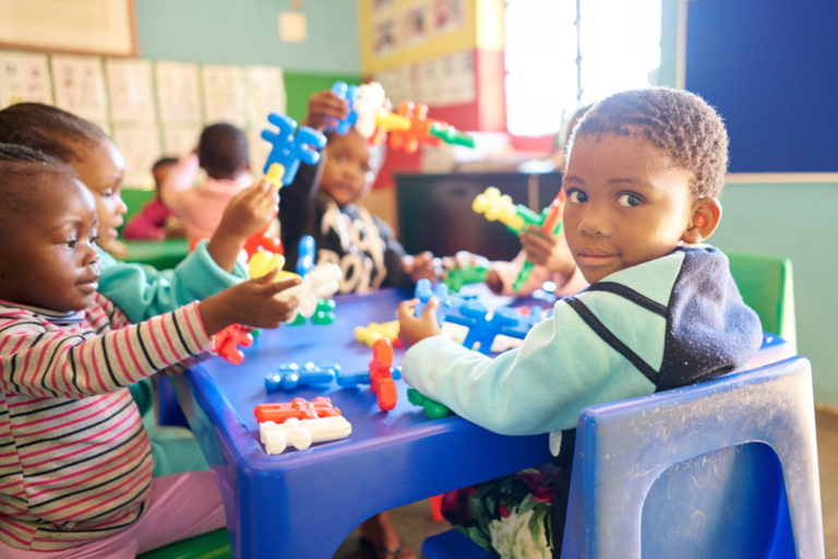 Tswalu is involved in the community preschool project
