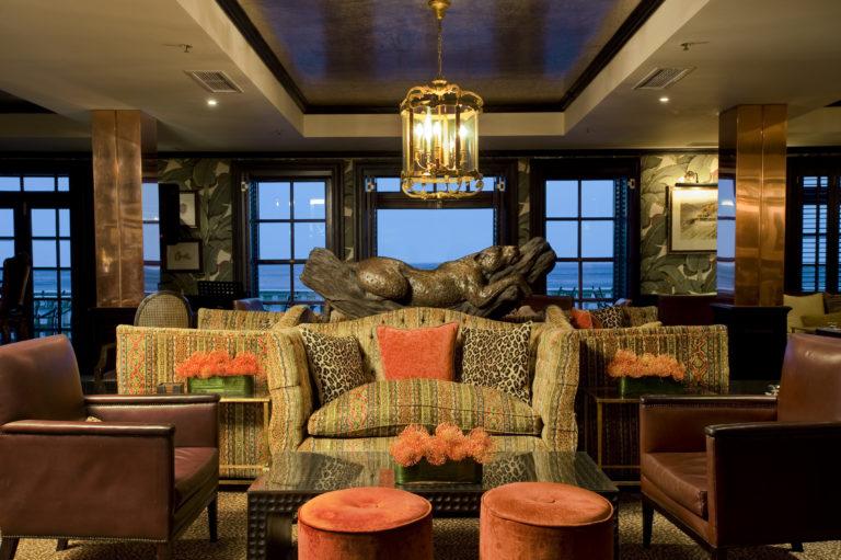 Twelve Apostles Leopard Room Bar Lounge