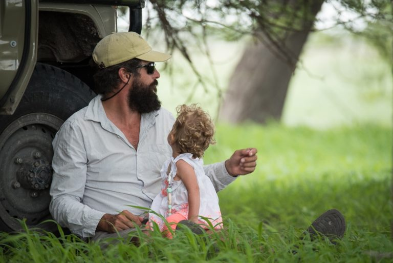 Family time in the Botswana wilderness with Beagle Expeditions