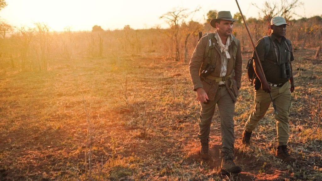 Walking with Elephants Botswana